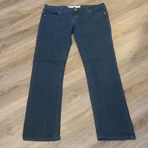 Brody Jeans Blue Mid-Rise Straight Leg Jeans 31